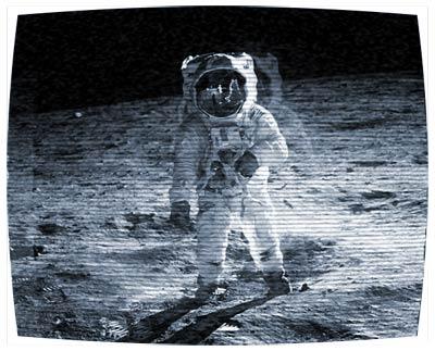 月面TV放送